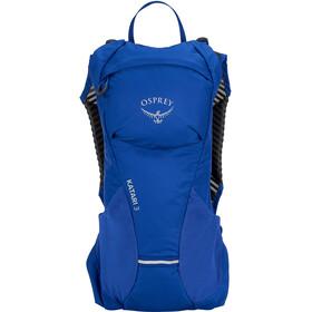 Osprey Katari 3 Hydration Backpack cobalt blue